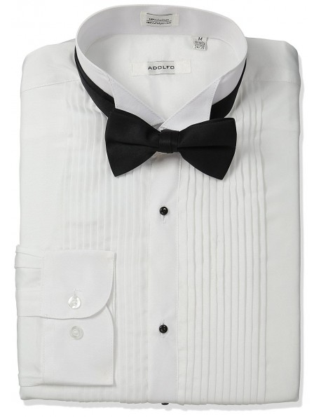 Tuxedo Shirt and Bow